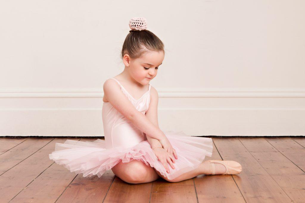 Ballerina Sitting